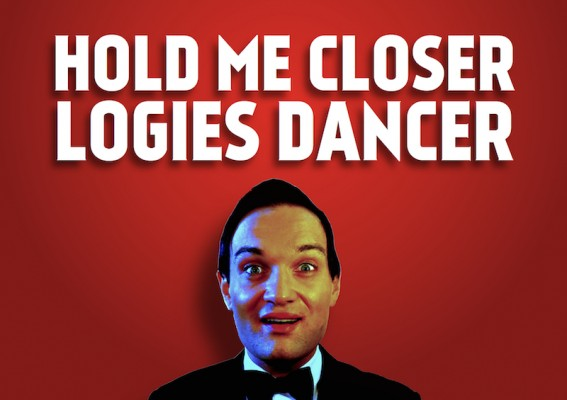 Blake Erickson in Hold Me Closer Logies Dancer
