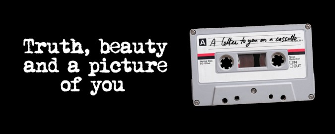 Truth, Beauty and a Picture of You