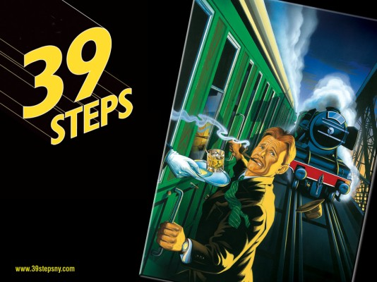 The 39 Steps (Off-Broadway)