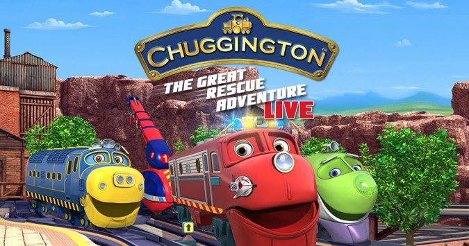 Chuggington Live! The Great Rescue Adventure