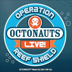 Octonauts Live! Operation Reef Shield