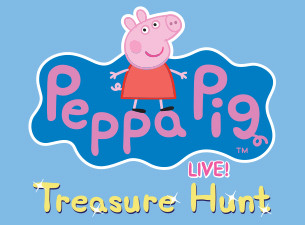 Peppa Pig Live! Treasure Hunt!