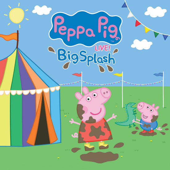 Peppa Pig Live - Big Splash